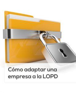Cómo adaptar una empresa a la LOPD