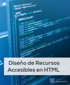 Diseño de Recursos Accesibles en HTML