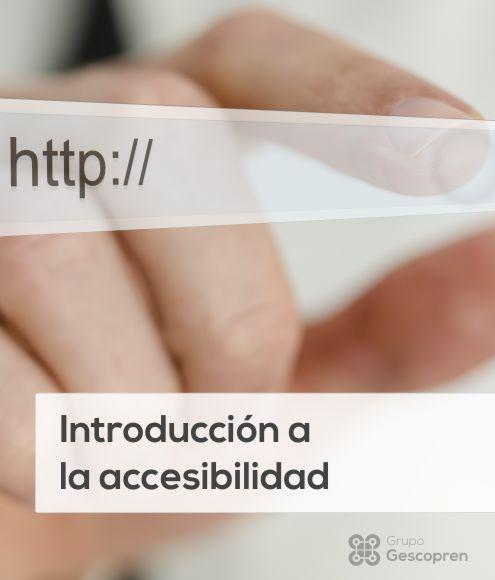 Introducción a la accesibilidad
